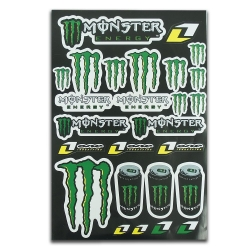 Adhesivo - Monster Pit bike Adhesivo Pitbike