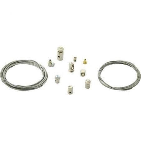Kit cable Gas y Embrague Pit bike Cables Pitbike