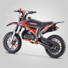 Mini Moto Cross Apollo FALCON 50cc 2020 - Naranja
