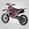 Mini Moto Cross Apollo FALCON 50cc 2020 - Roja