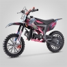 Mini Moto Cross Apollo FALCON 50cc 2020 - Rosa