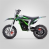 Mini Moto Cross Apollo FALCON 500W 2020 - Verde