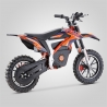 Mini Moto Cross Apollo FALCON 500W 2020 - Naranja