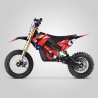 Pit bike Apollo Motors RFZ Rocket 1000W - Rojo