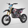 Pit bike Apollo Motors RFZ Rocket 1000W - Rosa