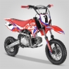 Pit bike Apollo Motors RFZ Rookie 110cc - Rojo