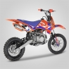 Pit bike Apollo Motors RFZ Rookie 125cc - Naranja