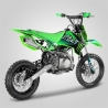 Pit bike Apollo Motors RFZ Rookie 125cc - Verde
