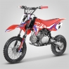 Pit bike Apollo Motors RFZ Rookie 125cc - Rojo