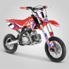 Pit bike Apollo Motors RFZ Open 125cc - Rojo