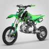 Pit bike Apollo Motors RFZ Open 125cc - Verde