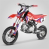 Pit bike Apollo Motors RFZ Open 150cc - Rojo