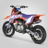 Pit bike Apollo Motors RXF Junior 110cc - Naranja