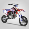 Pit bike Apollo Motors RXF Open 125cc - Rojo
