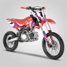 Pit bike Apollo Motors RFZ Open Enduro 150cc - Rojo